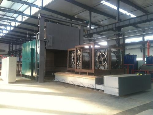 铝型材时效炉