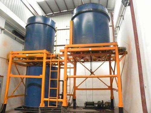 天燃气铝合金固溶炉