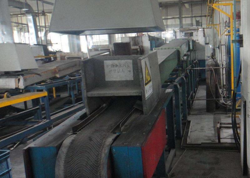 网带式钎焊炉