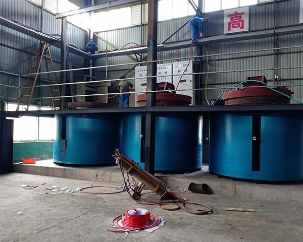 大型井式熔化炉