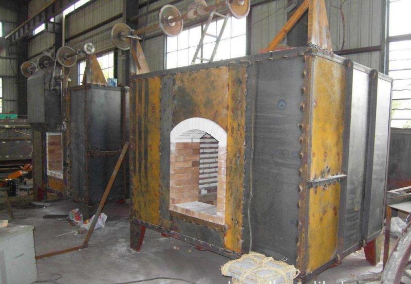 箱式模壳焙烧炉